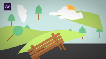 Tutorial Compositing Motion Graphics