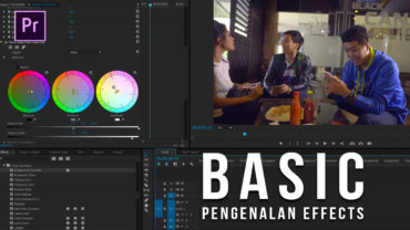 Tutorial Premiere Pro Pengenalan Effects