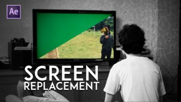 Tutorial After Effects Indonesia - Screen Replacement